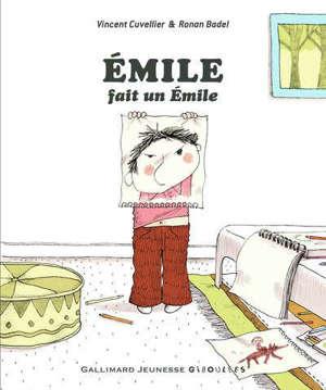 Emile. Volume 23, Emile fait un Emile