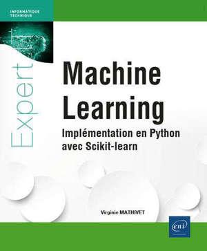 Machine learning : implémentation en Python avec Scikit-learn