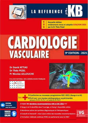 Cardiologie vasculaire : 2021