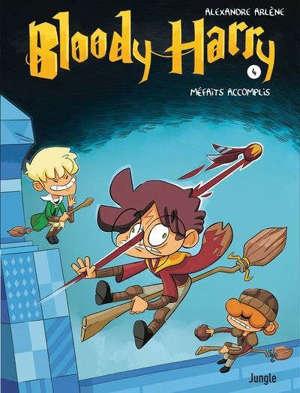 Bloody Harry. Vol. 4. Méfaits accomplis