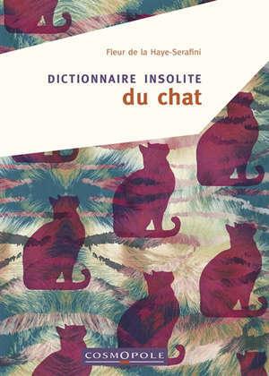 Dictionnaire insolite du chat