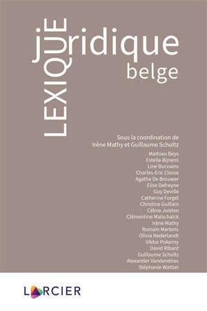 Lexique juridique belge