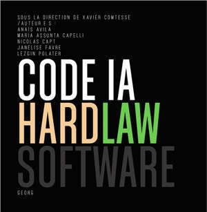 Code IA : hardlaw, software