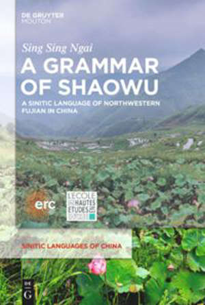 A Grammar of Shaowu : A Sinitic Language of Northwestern Fujian
