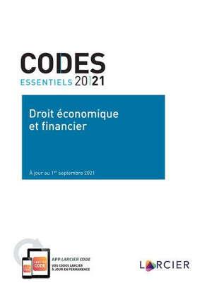 Droit économique et financier 2021