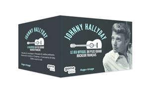 Johnny Hallyday : le jeu officiel du plus grand rockeur français