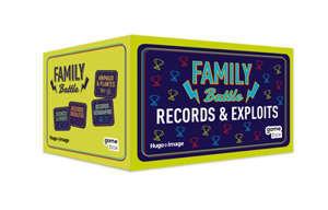 Record & exploits : game box family battle