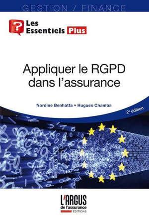 Appliquer le RGPD dans l'assurance