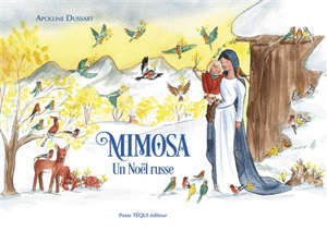 Mimosa : un Noël russe