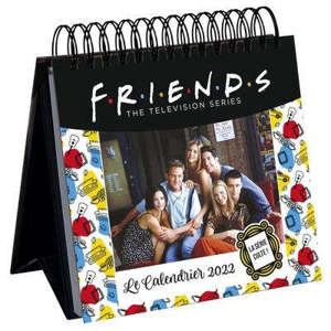 Friends, the television series : le calendrier 2022