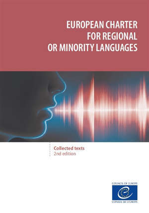 European Charter for regional or minority languages : collected texts