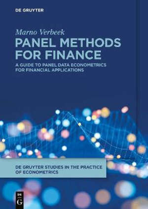 Panel Methods for Finance : A Guide to Panel Data Econometrics for Financial Applications