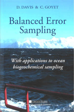 Balanced error sampling : with applications to ocean biogeochemical sampling