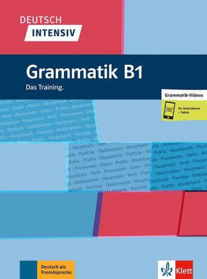 Deutsch intensiv : Grammatik B1 : das training
