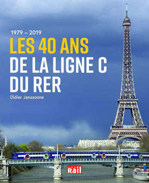 Les 40 ans de la ligne C du RER : 1979-2019