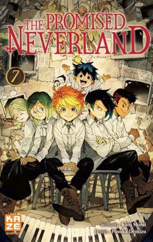 The promised neverland. Volume 7