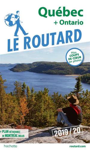 Québec + Ontario : 2019-2020