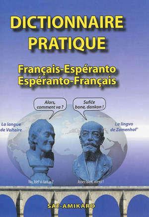 Dictionnaire pratique : français-espéranto espéranto-français