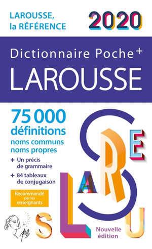 Dictionnaire Larousse poche + 2020