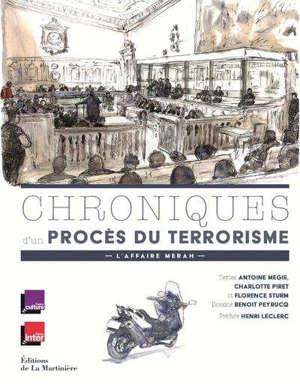 Chroniques d'un procès du terrorisme : l'affaire Merah
