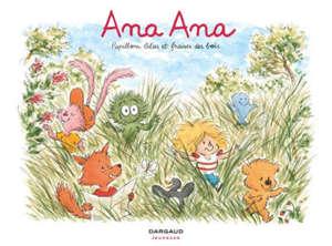 Ana Ana. Volume 13, Papillons, lilas et fraises des bois