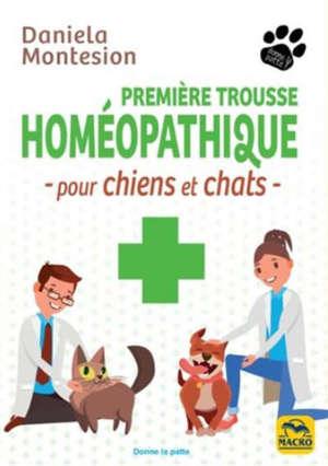 Première trousse homéopathique pour chiens et chats : un guide pratique à tenir constamment à portée de main
