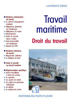 Travail maritime, Droit du travail