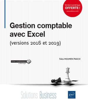 Gestion comptable avec Excel (versions 2016 et 2019)