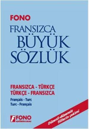 GRAND DICTIONNAIRE FRANCAIS-TURC / TURC-FRANCAIS