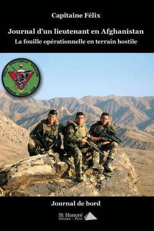 Journal d'un lieutenant en Afghanistan : la fouille opérationnelle en terrain hostile