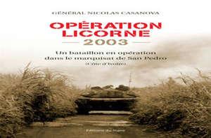 Opération Licorne 2003 : un bataillon en opération dans le marquisat de San Pedro (Côte d'Ivoire)