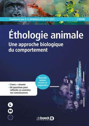 Ethologie animale : une approche biologique du comportement