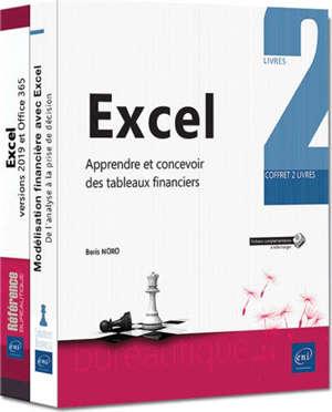 Excel : apprendre et concevoir des tableaux financiers