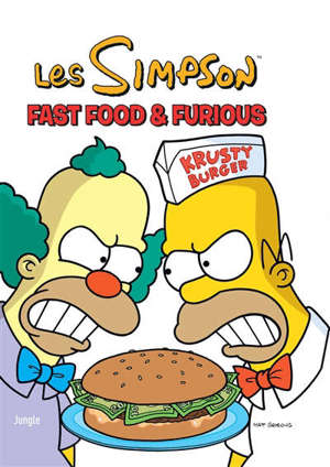 Les Simpson. Volume 39, Fast food & furious