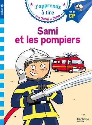 Sami et les pompiers : fin de CP