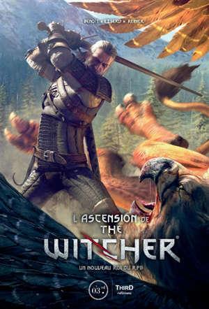 The witcher : un nouveau roi du RPG