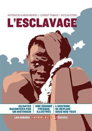 L'esclavage : Afrique, Amériques, Europe, Maghreb