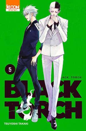 Black torch. Volume 5