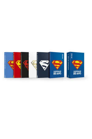 Coffret Superman 80 ans