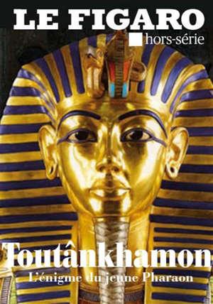 Le Figaro, hors-série, Toutankhamon, le trésor du pharaon : l'exposition événement de la Grande Halle de la Villette