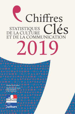 Chiffres clés 2019 : statistiques de la culture et de la communication
