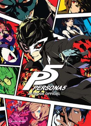 Persona 5 : artbook officiel
