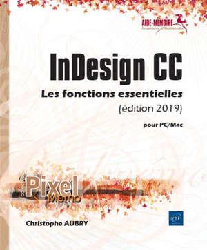 InDesign CC : pour PC-Mac