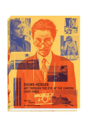 Shunk-Kender : l'art sous l'objectif (1957-1983) : exposition, Paris, Centre national d'art et de culture Georges Pompidou, Galerie de photographies, du 27 mars au 5 août 2019