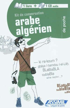 Arabe algérien de poche : kit de conversation