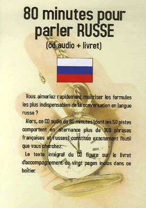 80 minutes pour parler russe