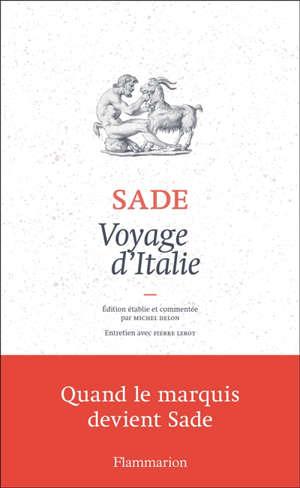 Voyage d'Italie