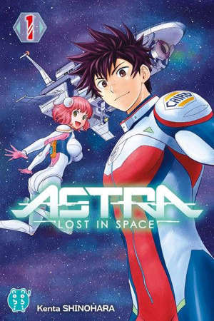 Astra : lost in space. Volume 1
