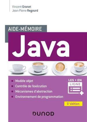Java : aide-mémoire