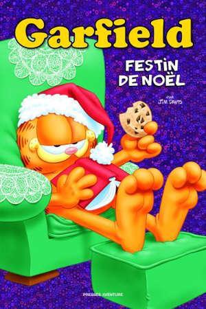 Garfield BD Thématiques - Festin de Noël / Nouvelle édition